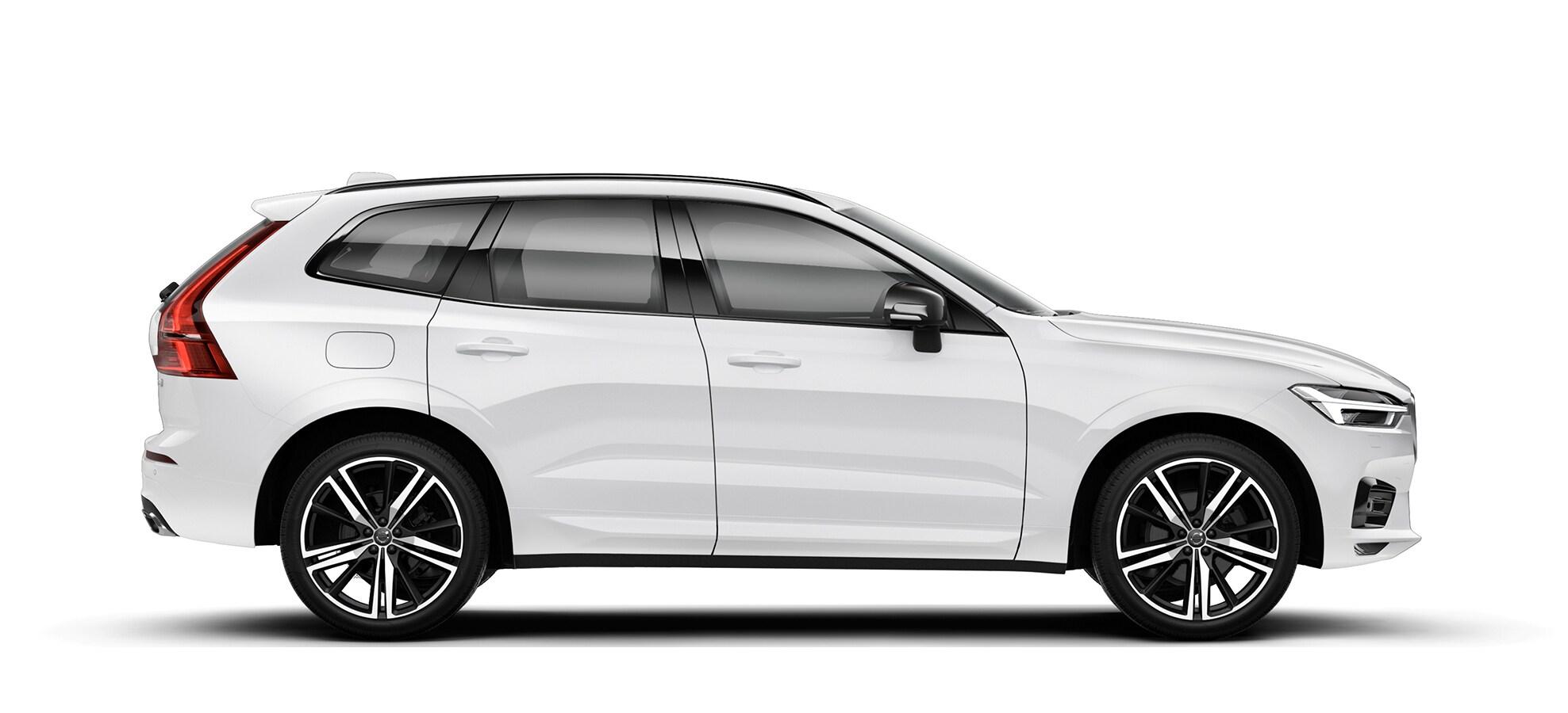 Инновации Volvo XC60