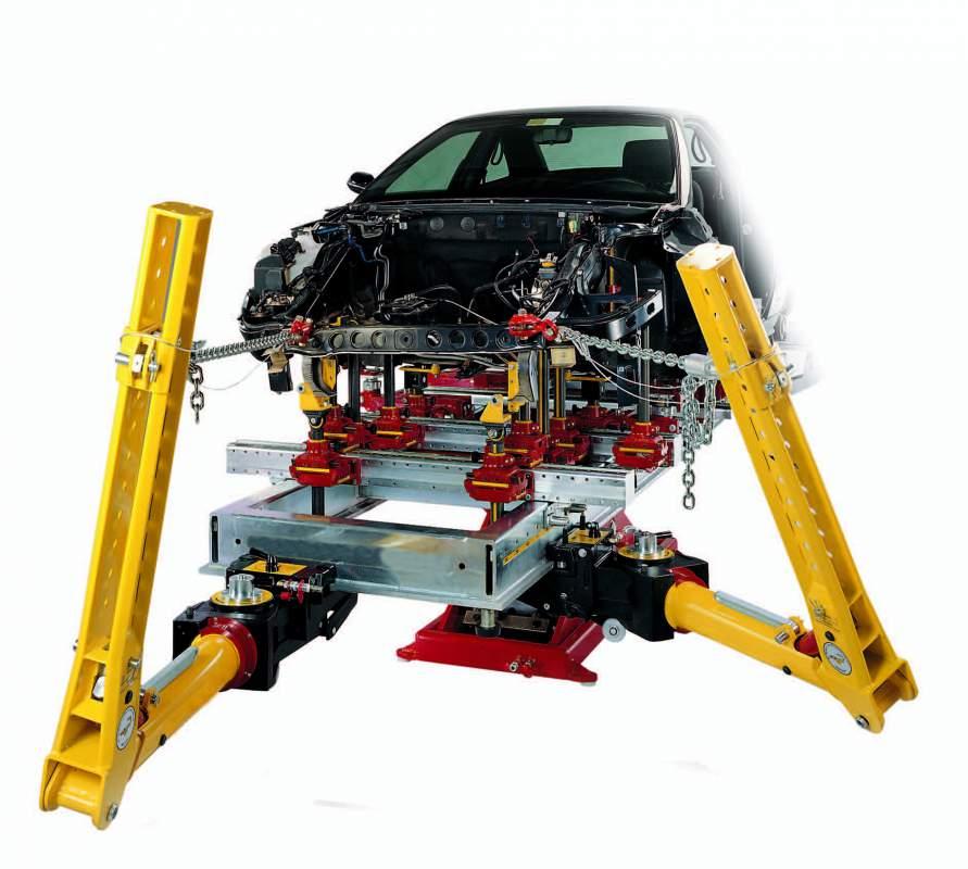 Кузовной ремонт Volvo